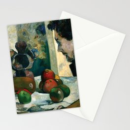 1886 - Gauguin - Still Life with Profile of Laval Stationery Cards