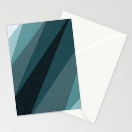 Six Shades of Sea Stationery Cards