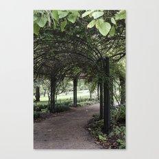Hyde Park, London Canvas Print