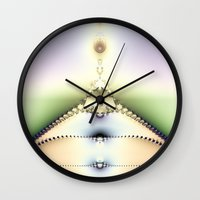 crown Wall Clocks featuring  Crown by Design Windmill