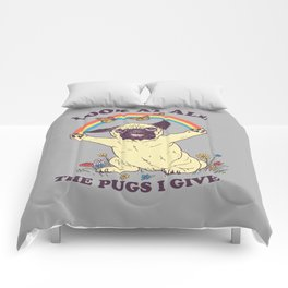 All The Pugs I Give Comforters