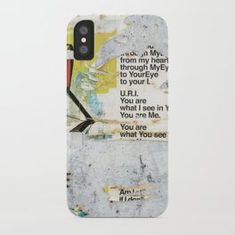 Shred. iPhone Case