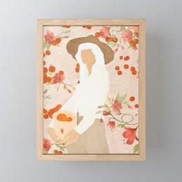 Summer Harvest Framed Mini Art Print