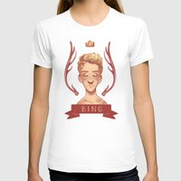 cargline T-shirts featuring King by cargline