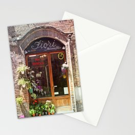 The Italian Flowershop Stationery Cards