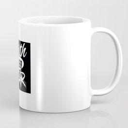 Faith over Fear Coffee Mug