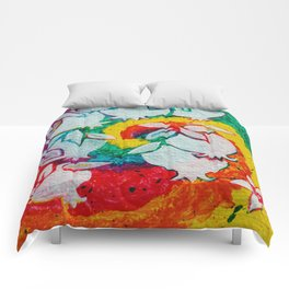 Leaves on the World Tree: Armenian Pomegranate Comforters