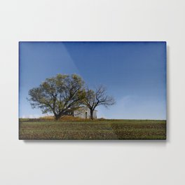 Outside Clyde Metal Print