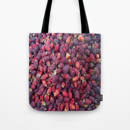 Berries in Paloquemao - Bayas en Paloquemao Tote Bag