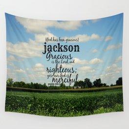 Jackson Wall Tapestry