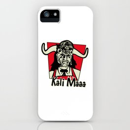 Kali Maaa iPhone Case