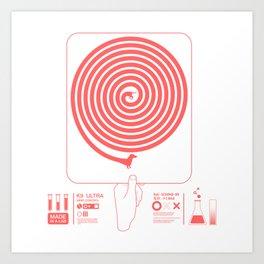 K9 - ULTRA Art Print