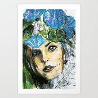 Recess Art Print