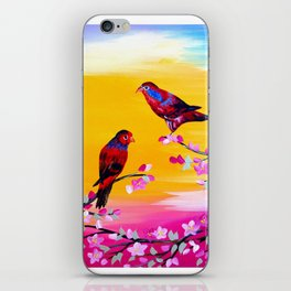 Lorikeets iPhone Skin