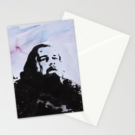 Leonardo DiCaprio -The revenant 2 Stationery Cards