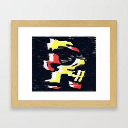 Charred 2 'Belgian' Framed Art Print