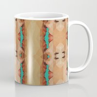kiss Mugs featuring Kiss by Nahal