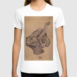 Lonely George  T-shirt