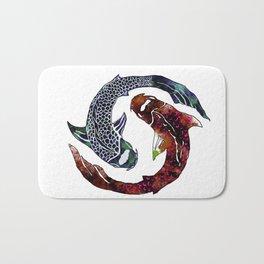 Yin Yang Part 2 Bath Mat
