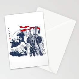 wave Pool Stationery Cards