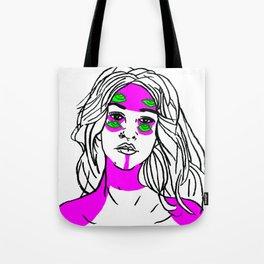 warpaint Tote Bag
