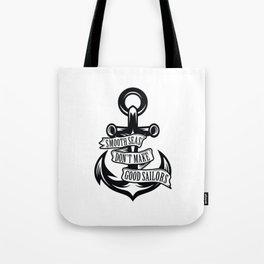 Smooth Seas Tote Bag