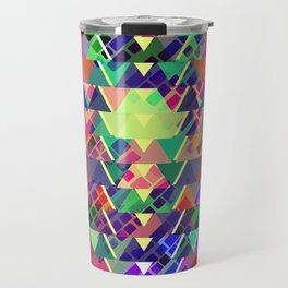 Geometric pattern 2b Travel Mug