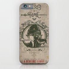 Legend of Zelda Link the Hero of Time Vintage Book Cover Slim Case iPhone 6s