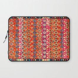 N120 - Fresh Bohemian Traditional Moroccan Style Artwork. Laptop Sleeve