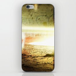 I Hear Mars is Nice this Time of the Year iPhone Skin