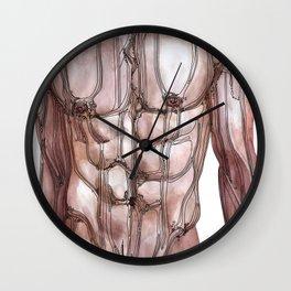 Bodily Desire Wall Clock