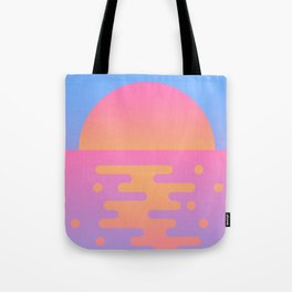 Paradise III Tote Bag