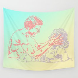 Orpheus and Eurydice Wall Tapestry