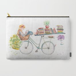 Reading Time Carry-All Pouch