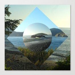 Washington Coast Canvas Print