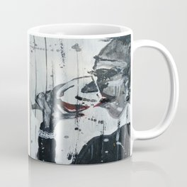 driftwood art redwine Coffee Mug