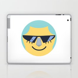 Franky Emoji Design Laptop & iPad Skin