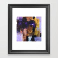 CeramicaAstratta 1-17 Framed Art Print