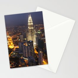 Petronas Stationery Cards