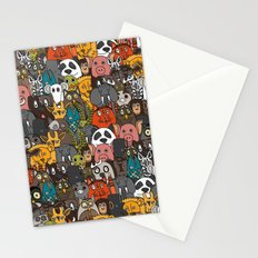 plushies Stationery Cards
