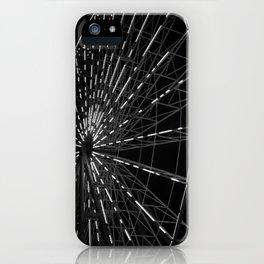 Night Lights III iPhone Case