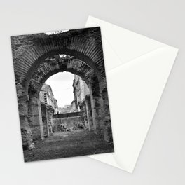 Arches of Time Stationery Cards