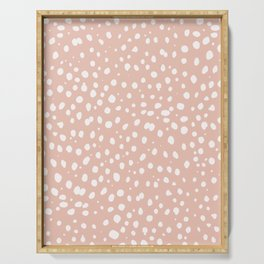 LEOPARD PINK Serving Tray