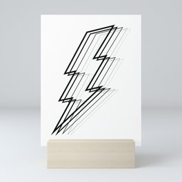 Lightning Bolt Mini Art Print