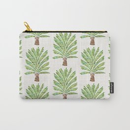 Palm Tree – Green Carry-All Pouch