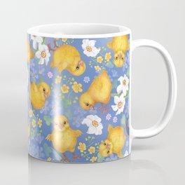 Chickens - sweet yellow balls Coffee Mug