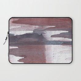 Gray claret wash drawing design Laptop Sleeve
