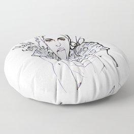 #STUKGIRL EMMA Floor Pillow