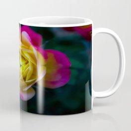 Foggy Rainbow Rose Coffee Mug