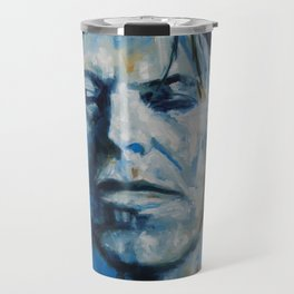 There`s A Starman Waiting in the Sky Travel Mug